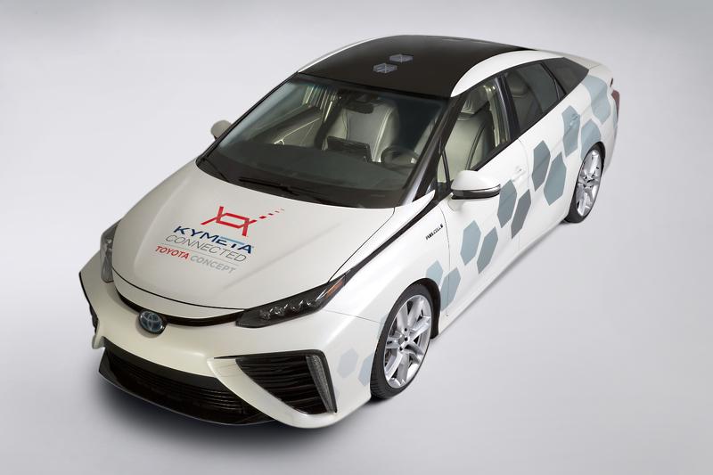 Photo of Toyota'nın Detroid konsepti