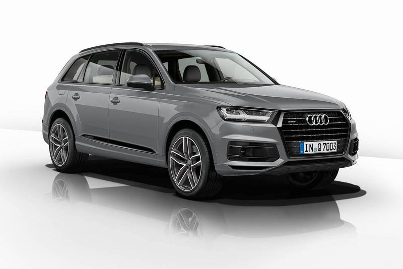 Photo of Audi Q7'ye Exclusive dokunuşlar