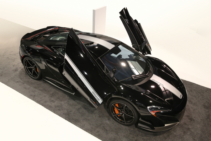 Photo of McLaren'den CES sürprizi, 675LT JVCKENWOOD