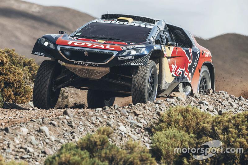 Photo of Dakar fatihi Loeb