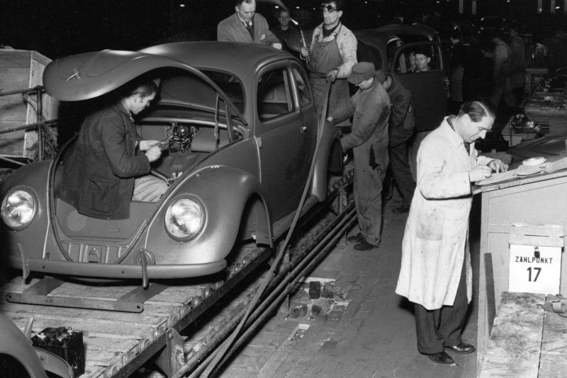 Photo of Volkswagen, Beetle'ı anıyor