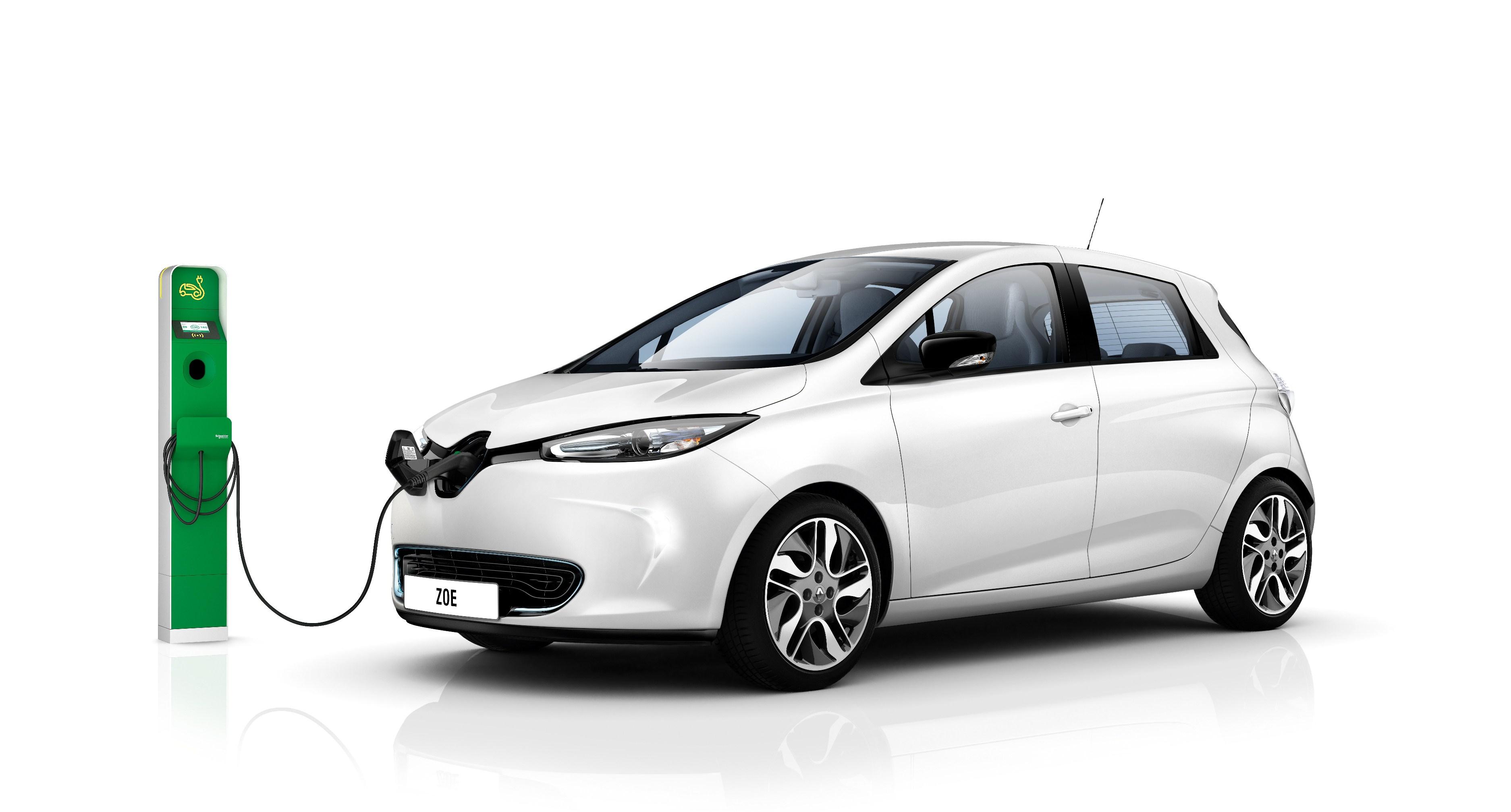Photo of Avrupa'nın elektrikli araç satış şampiyonu: Renault
