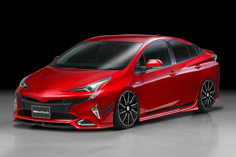 Photo of Toyota Prius'un kızgın hâli