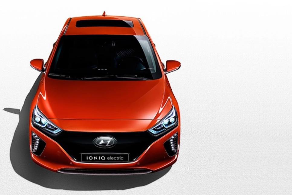 Photo of Hyundai'nin elektrik atağı: IONIQ