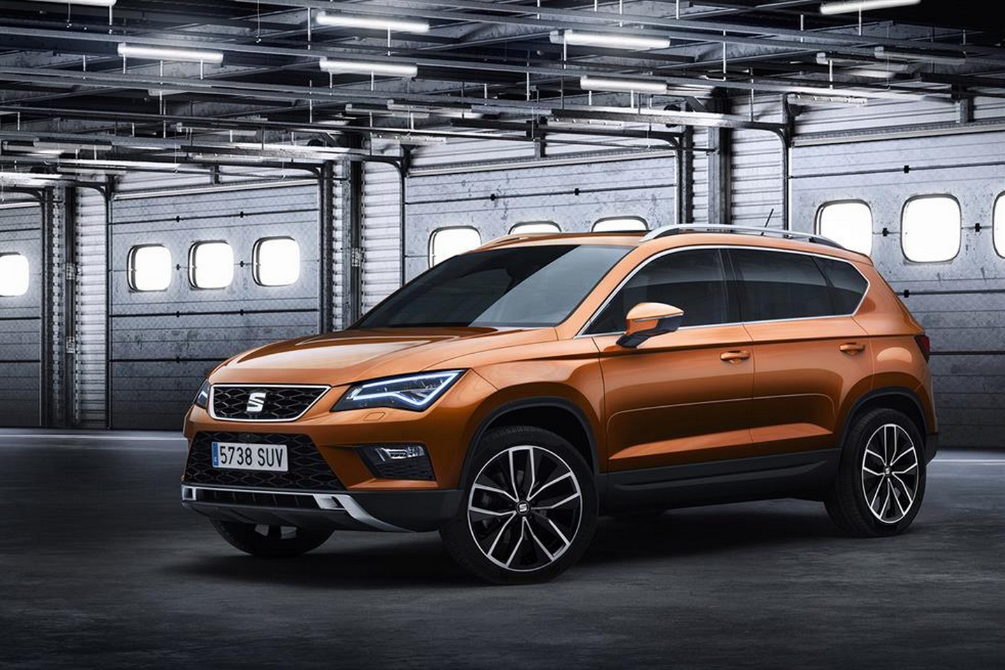 Photo of Seat Ateca Cupra