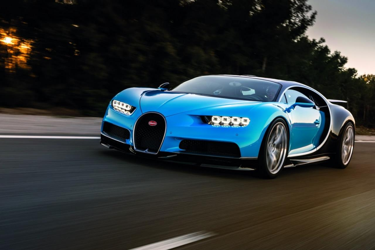 Photo of Bugatti'den yeni kral: Chiron