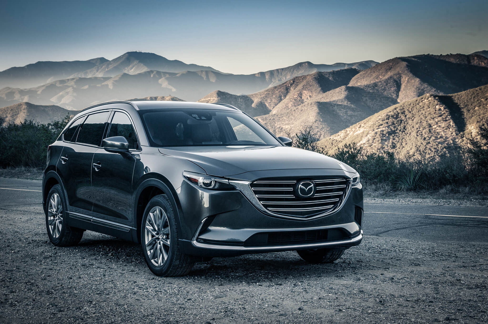 Photo of Yeni Mazda CX-9'un üretimine başlandı