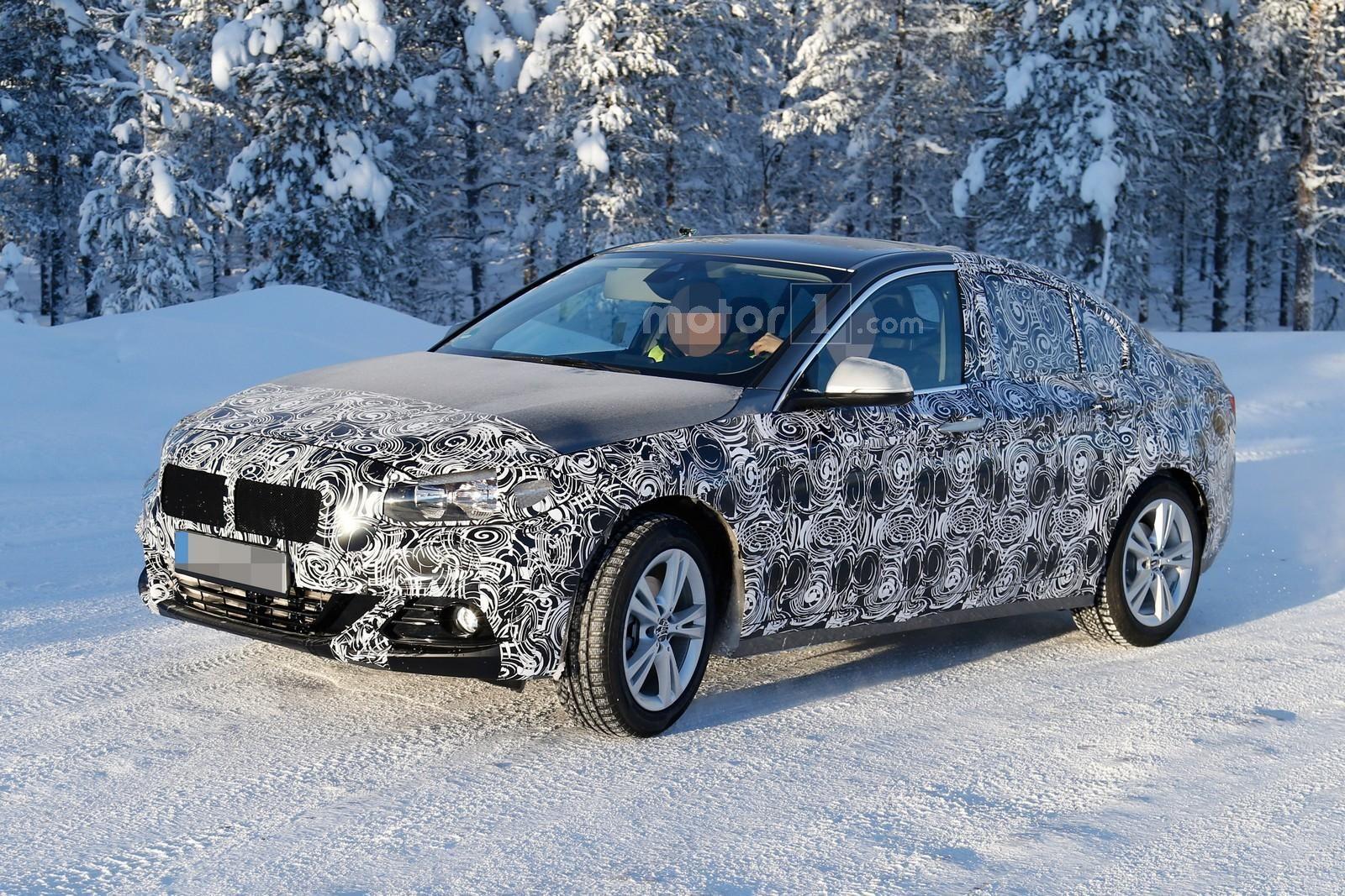 Photo of 1 Serisi Sedan yeniden yakalandı!