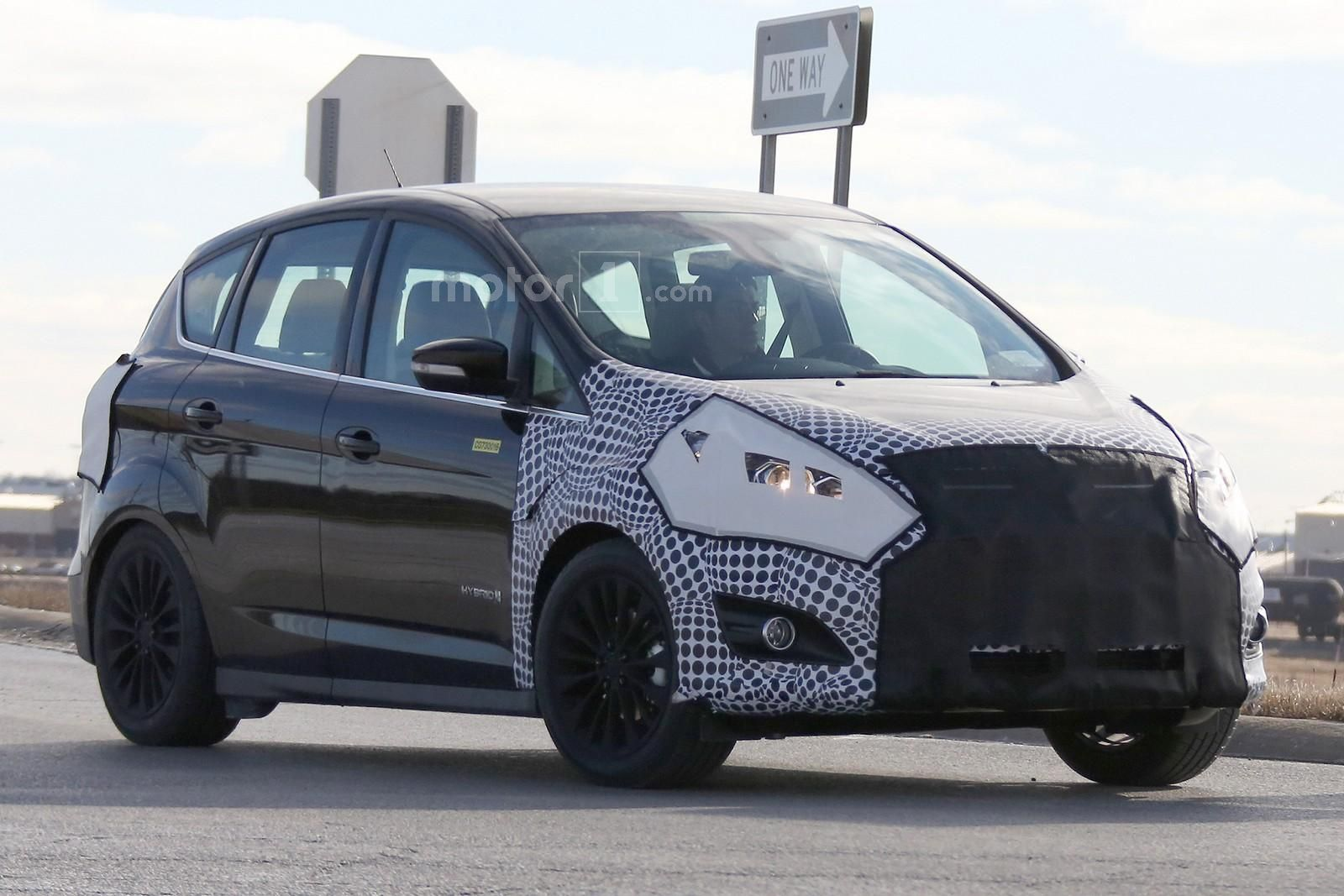 Photo of Ford C-Max Michigan'da yakalandı!