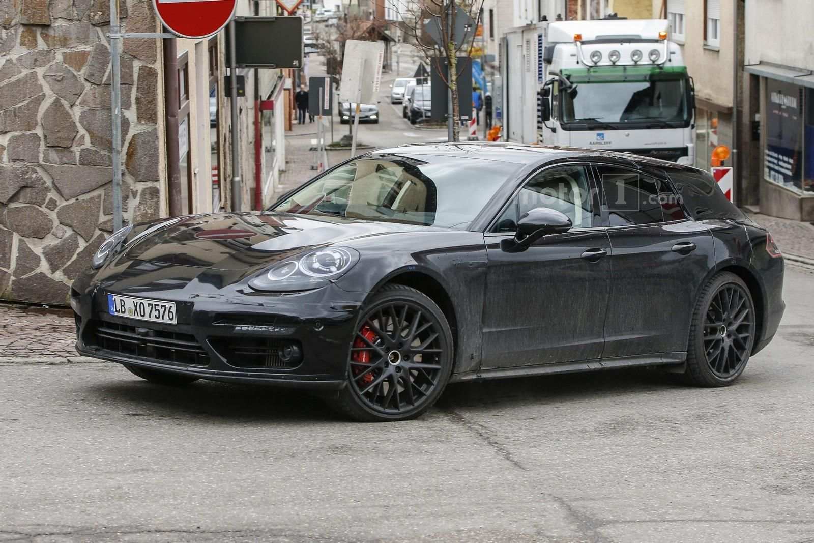 Photo of Panamera Shooting Brake ilk kez yakalandı!