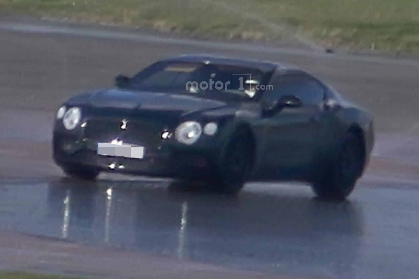 Photo of 2018 Bentley Continental GT yine yakalandı