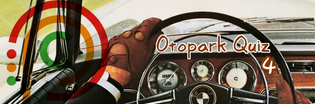 Photo of Otopark Quiz 4 – BMW