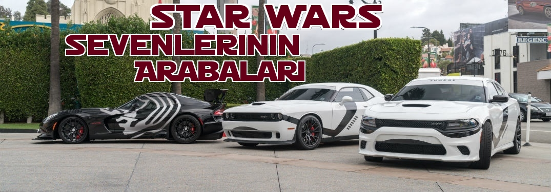 Photo of Star Wars Hayranlarının Arabaları