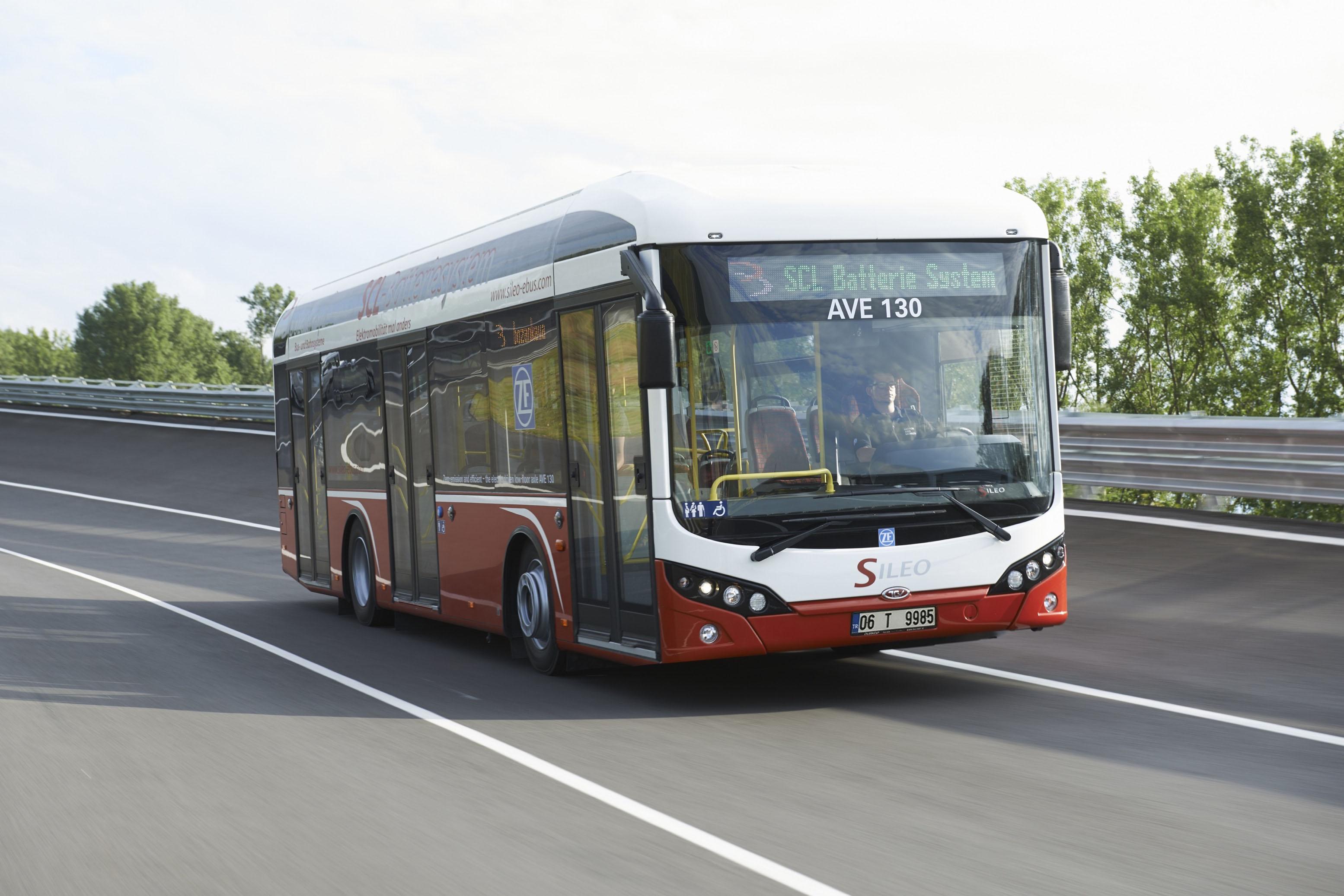 Photo of Türkiye'nin ilk elektrikli otobüsleri teslim edildi