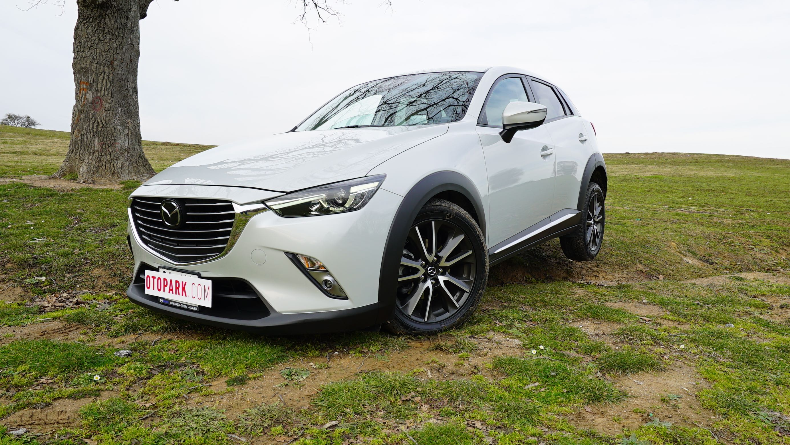 Photo of Mazda CX-3 1.5 SKYACTIV-D 4WD Power Sense | Foto Galeri