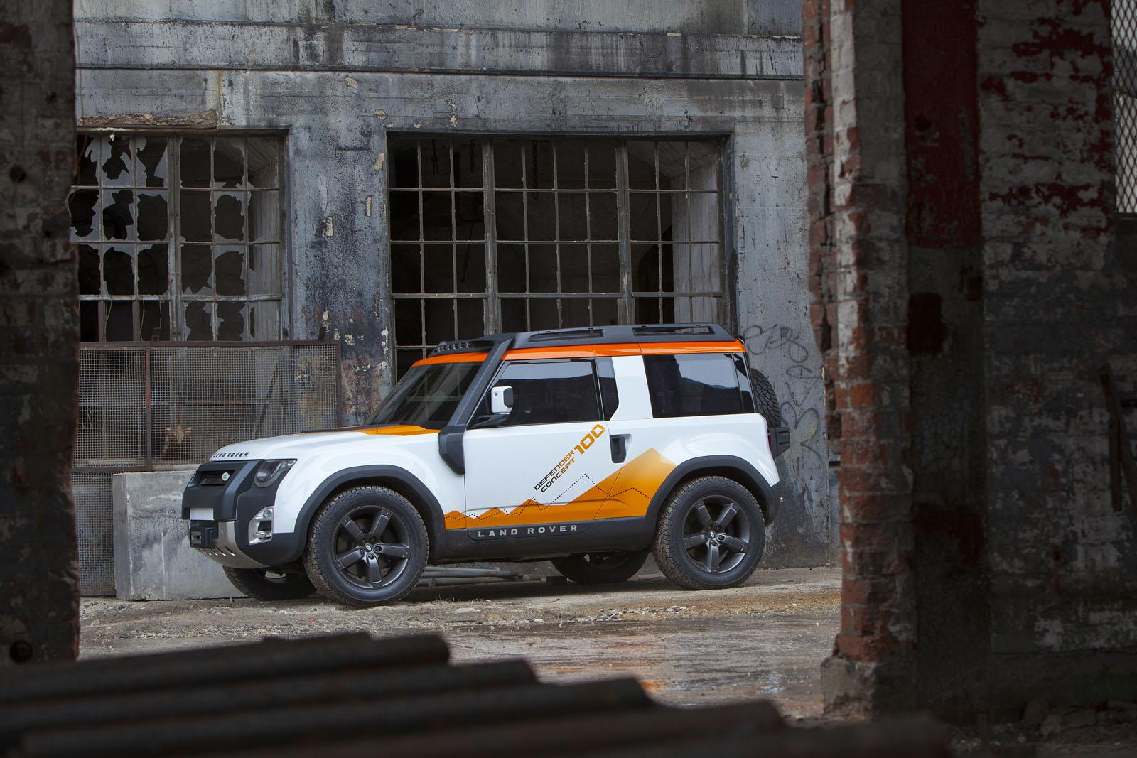 Photo of Land Rover Defender'ın varisi 2019'a kalacak