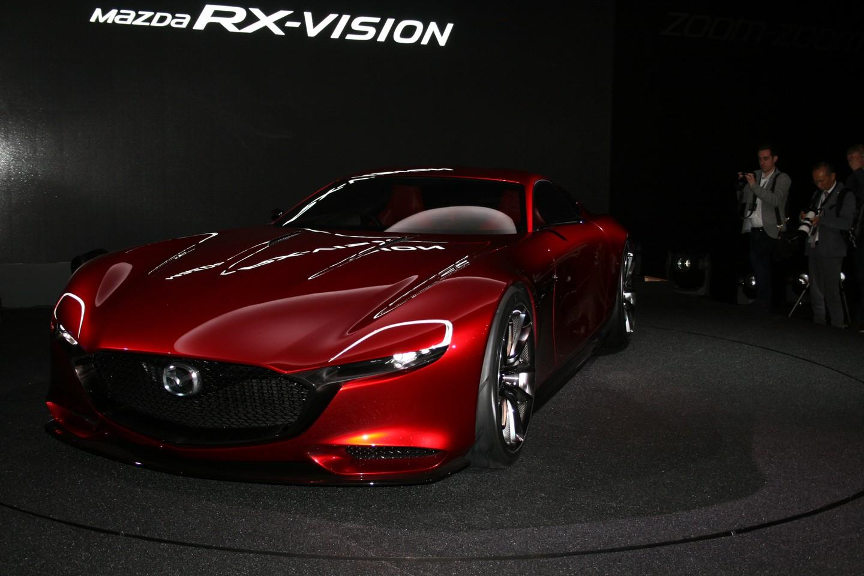 Photo of Mazda'dan yeni RX'e turbo şarj