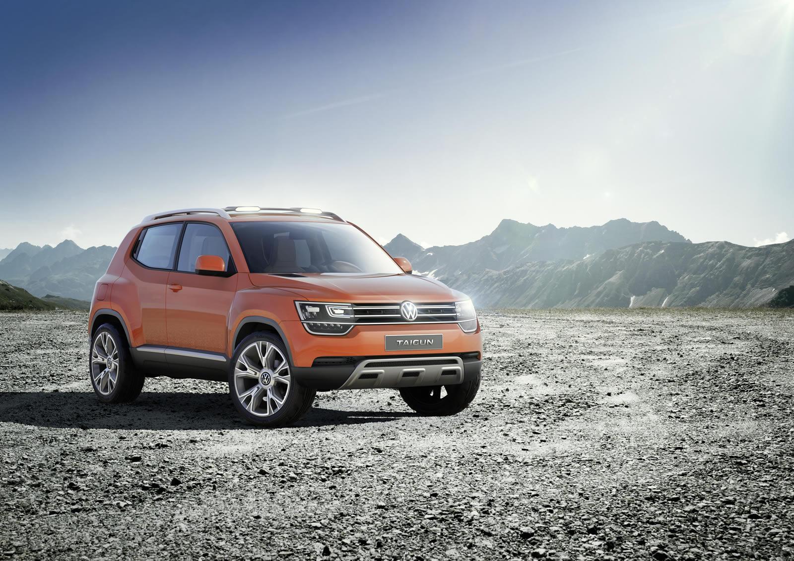 """Photo of Volkswagen Taigun üretime ulaşmak için """"çok kısa"""""""