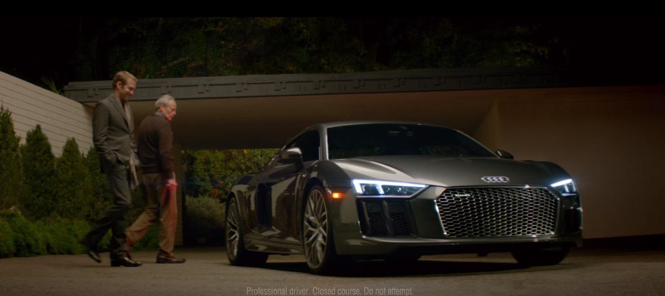 Photo of Audi'nin Super Bowl atağı: R8 V10 plus