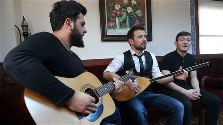 Photo of Bursalı gruptan 'Yerli otomobil şarkısı'