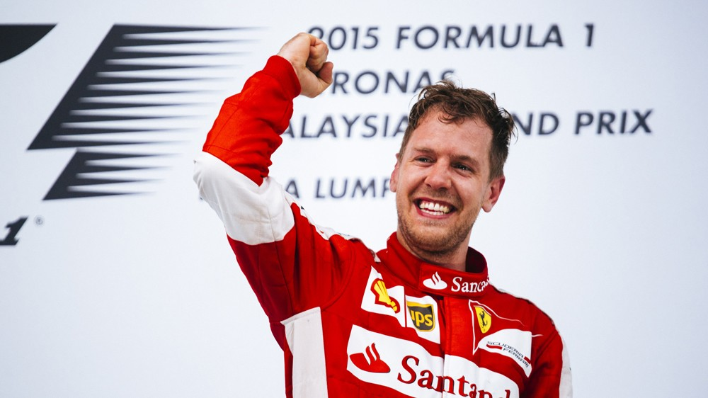 Photo of Barcelona'da Vettel'in liderliği