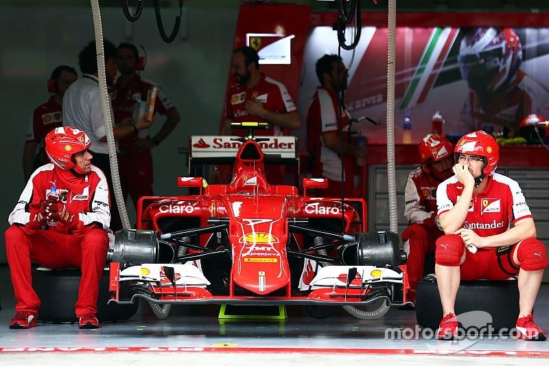 Photo of Ferrari'nin yeni doğan motoru adeta kükrüyor