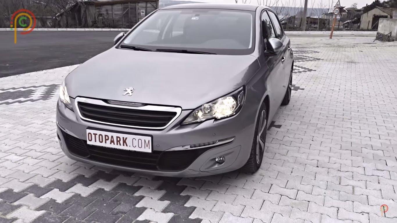 Photo of Peugeot 308 1.6 BlueHDi Active   İlk Bakış