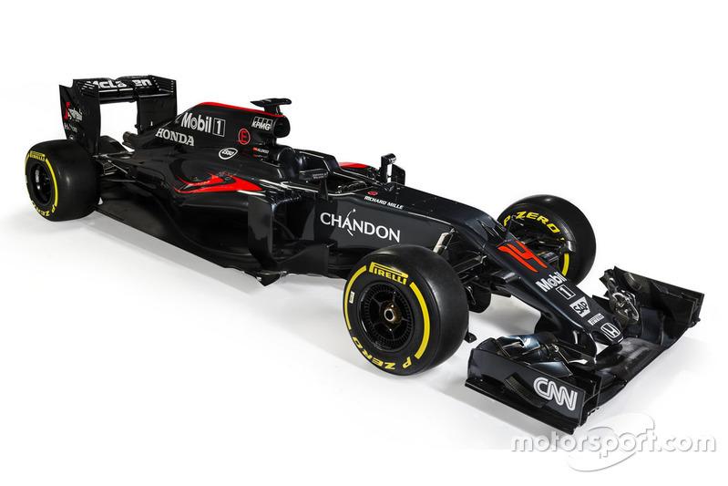 Photo of McLaren MP4-31 resmen tanıtıldı