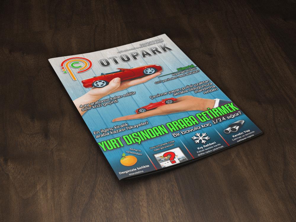 Photo of OTOPARK Dergi, Sayı 4