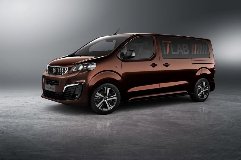 Photo of Peugeot Traveller i-Lab VIP 3.0 Shuttle konsepti tanıtıldı