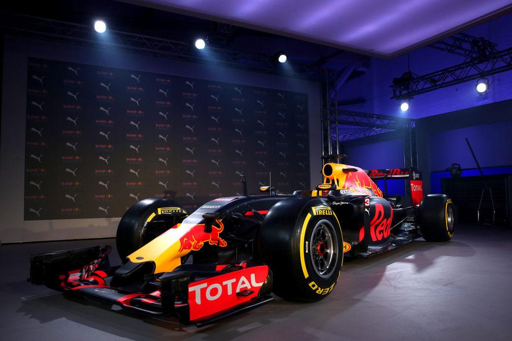 Photo of Red Bull RB12'yi resmi olarak tanıttı