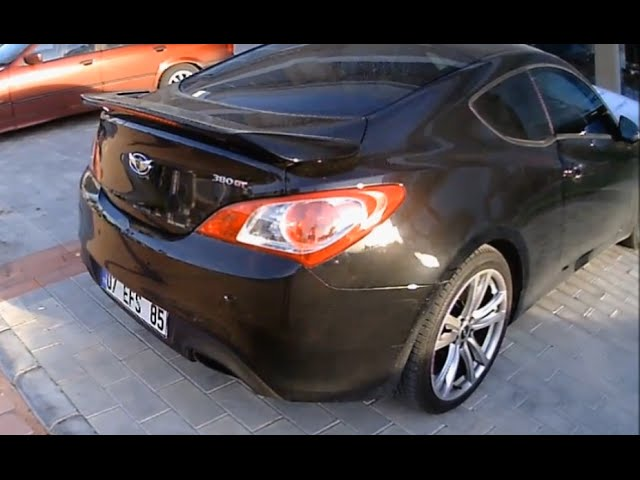 Photo of Hyundai Genesis Coupe Test/Tanıtım