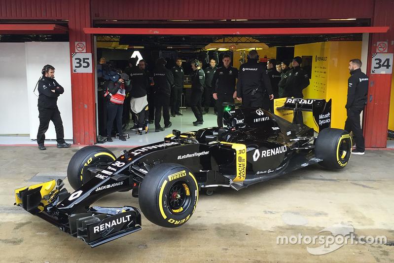 Photo of Renault yeni RS16'sını ortaya çıkarıyor!!!
