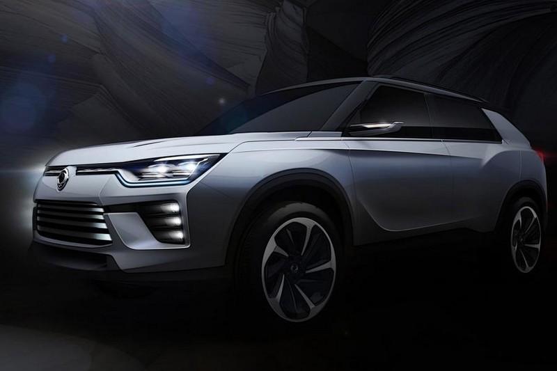 Photo of SsangYong'un yeni SUV'u için geri sayım başladı