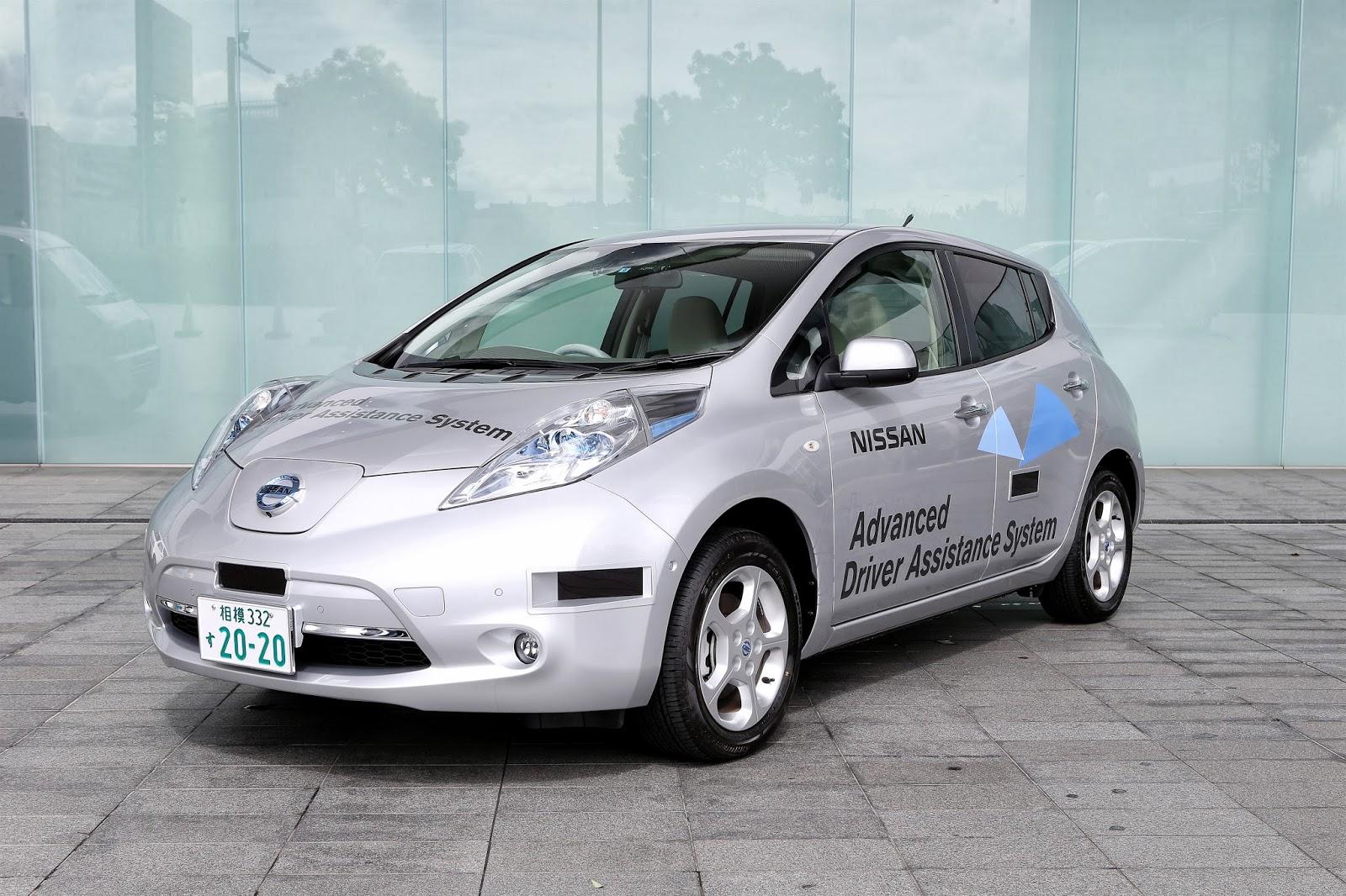 Photo of Nissan'ın geleceğinde, aracınız gece dolaşırken şarj olacak