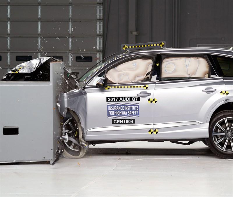 Photo of Mini tank: Audi Q7