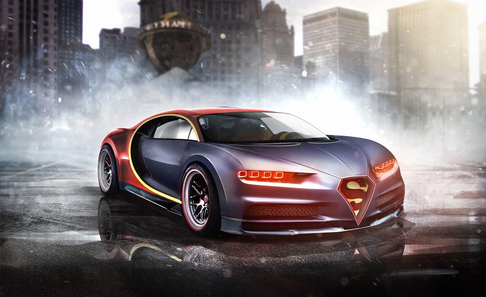 Photo of Süper kahramanların süper otomobilleri