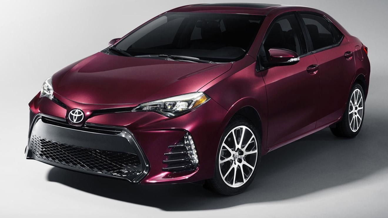 Photo of Toyota, Corolla'nın 50. yılını kutluyor