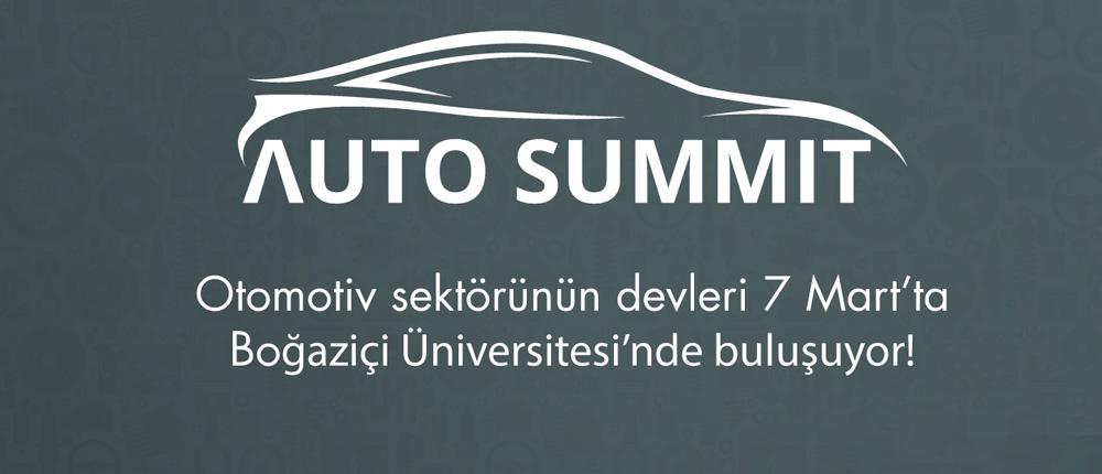 Photo of Sektörün öncüleri Auto Summit'de buluşuyor!