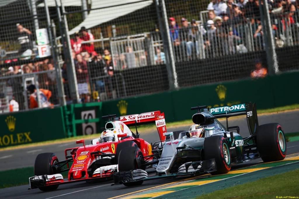 Photo of Olaylı F1 Avustralya GP'de zafer Rosberg'in!