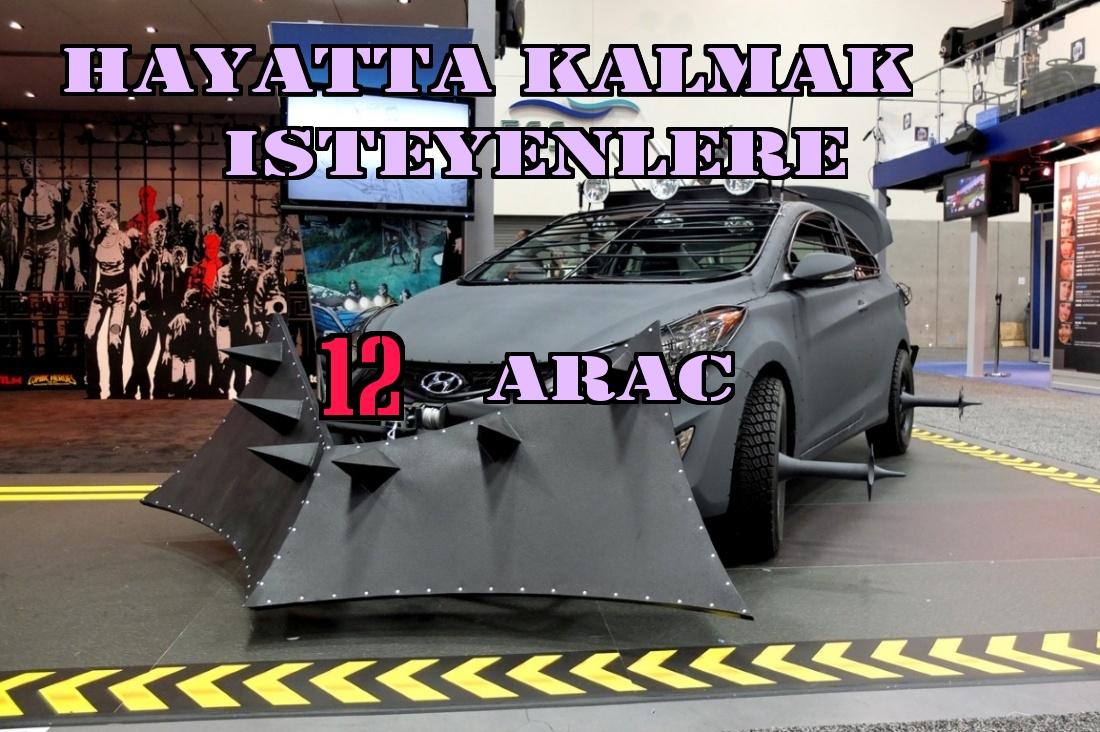 Photo of Hayatta Kalmak İçin 12 Araç