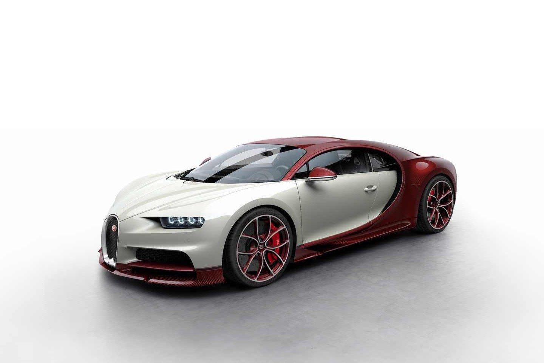 Photo of Bugatti Chiron'a farklı renklerde göz atın!