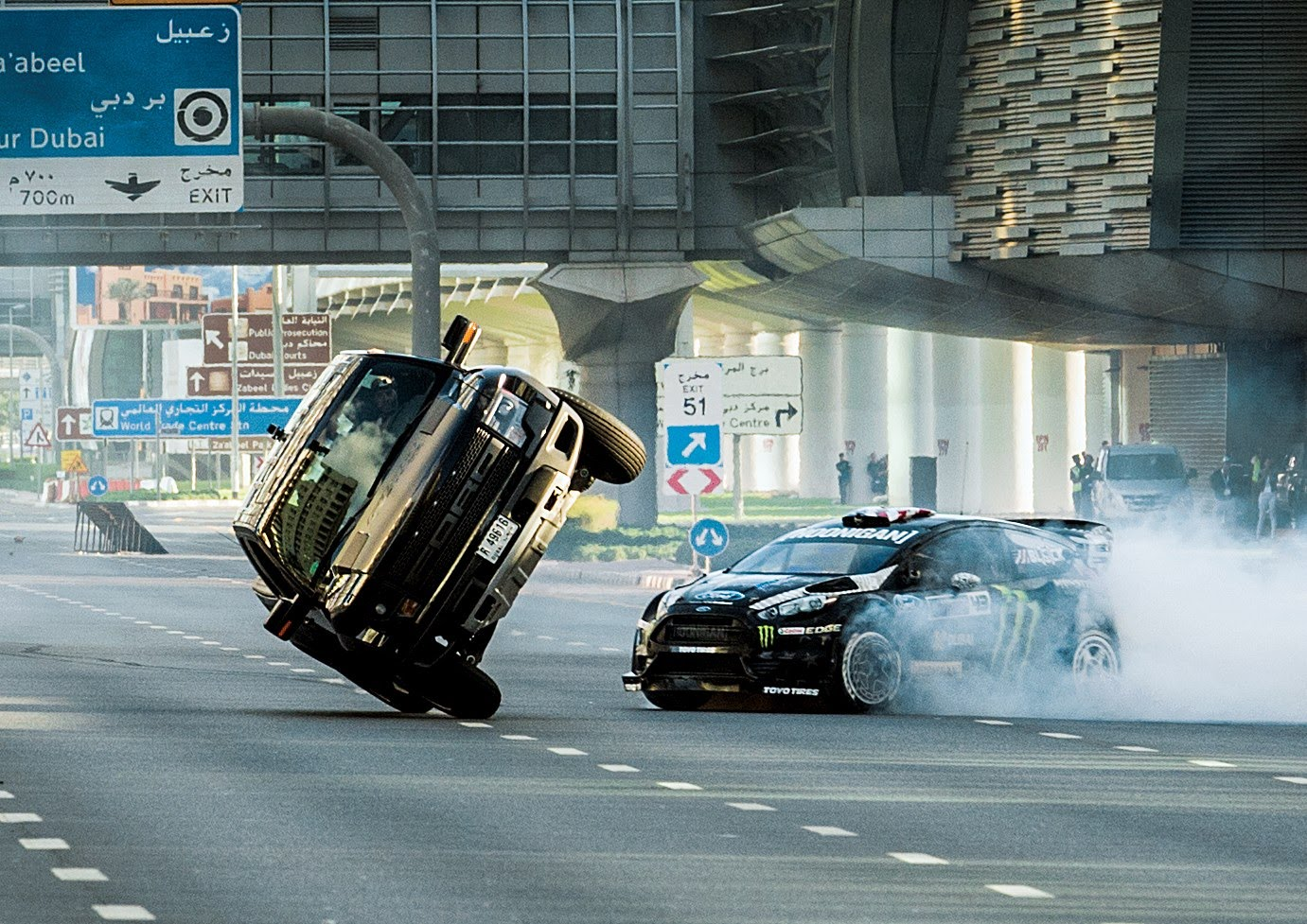 Photo of Ken Block Gymkhana'ya doymuyor!