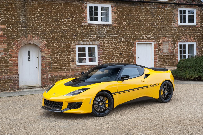 Photo of Lotus Evora Sport 410 Cenevre'de tanıtıldı