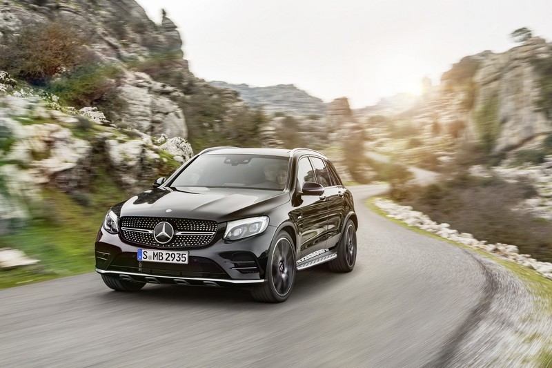 Photo of Mercedes GLC serisi AMG versiyonuyla karşımızda