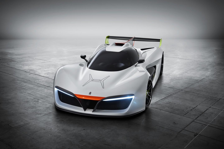 Photo of Pininfarina H2 Speed, hidrojeni güç ile birleştiriyor