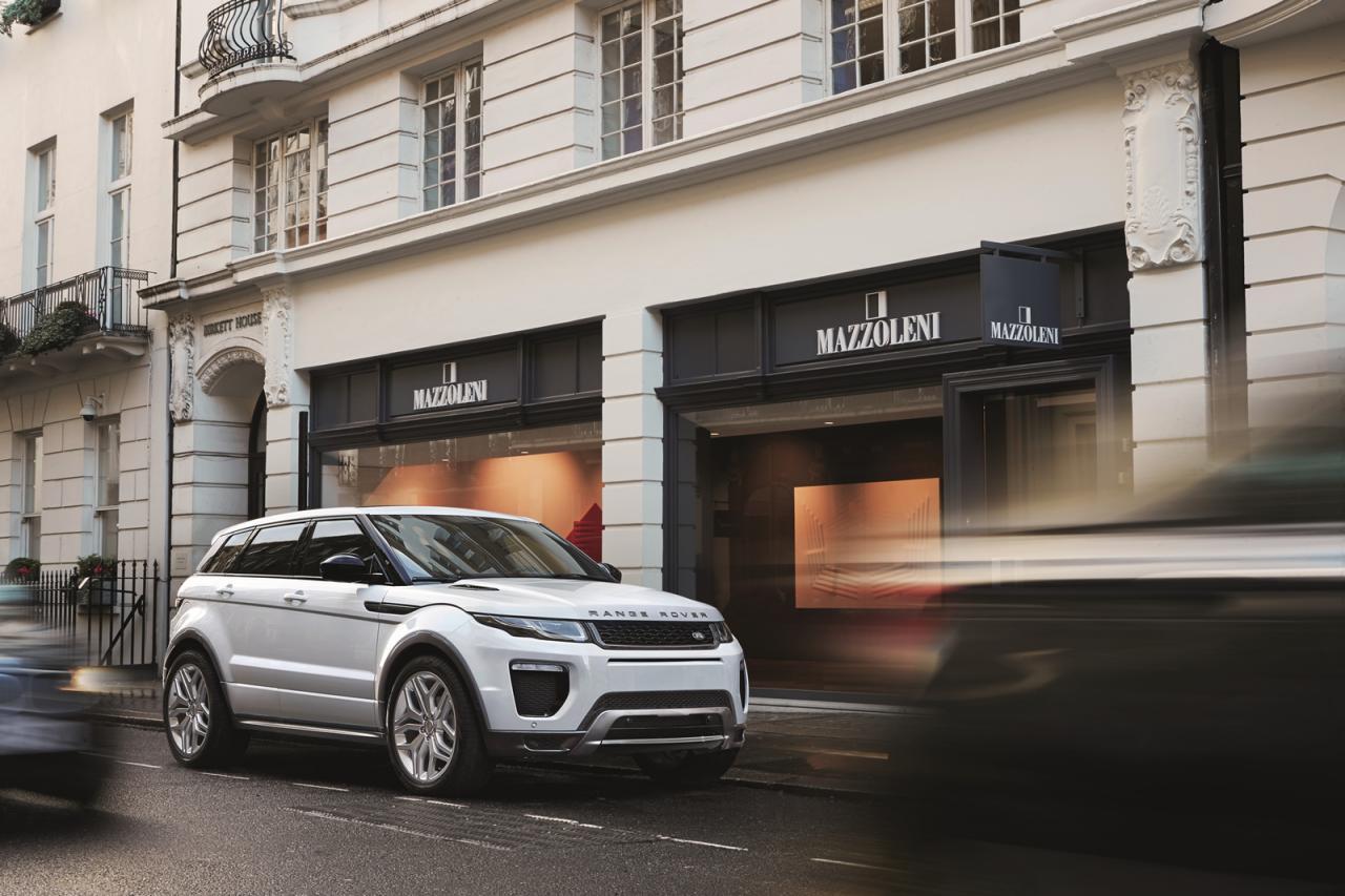 Photo of Range Rover Sport Coupe 2017'yi bekliyor