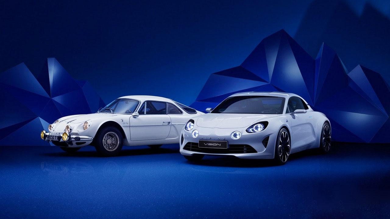 Photo of Renault Alpine, Mercedes-AMG motorları kullanabilir