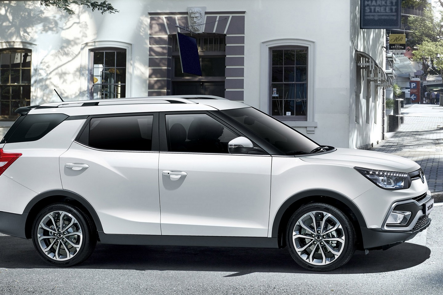 Photo of Ssangyong Tivoli Cenevre'de büyüdü