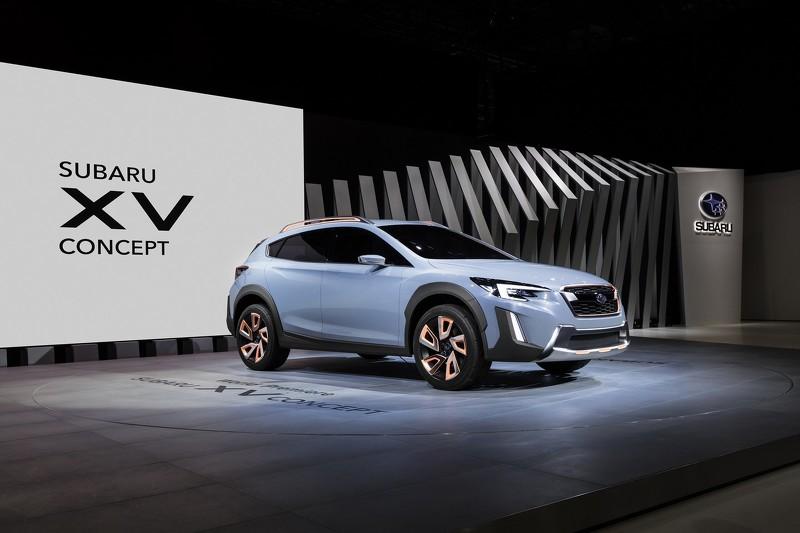 Photo of Subaru XV Concept'in dünya prömiyeri Cenevre'de yapıldı